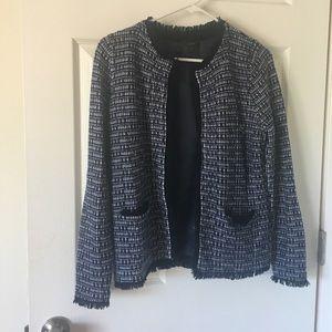 J. Crew tweed sweater